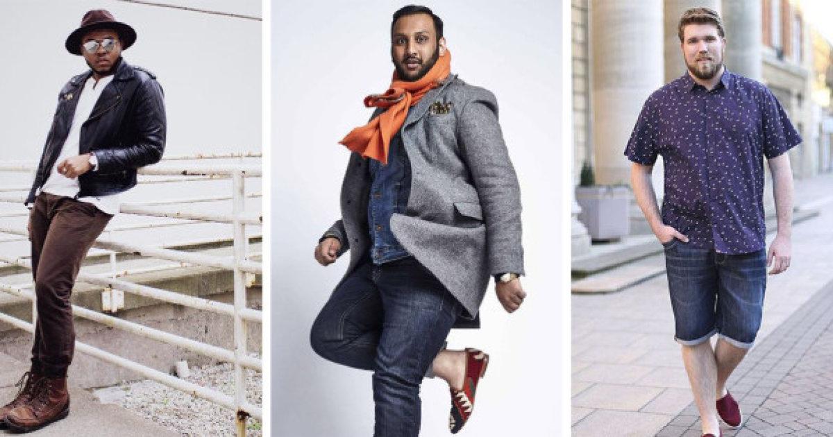 Mužská móda pre XXL veľkosti