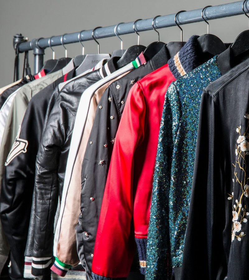 Curate My Closet - úprava šatníka