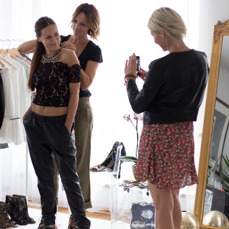 Style Me - fashion styling