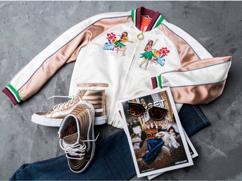 Planovanie outfitov