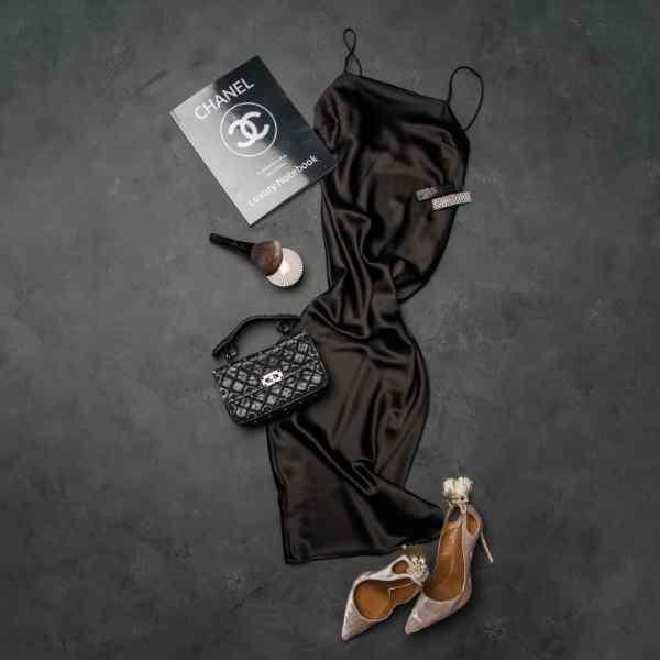 TOPSHOP čierne šaty